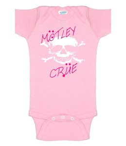 If you invent the spelling of your child's name, you might want to give her this onesie.